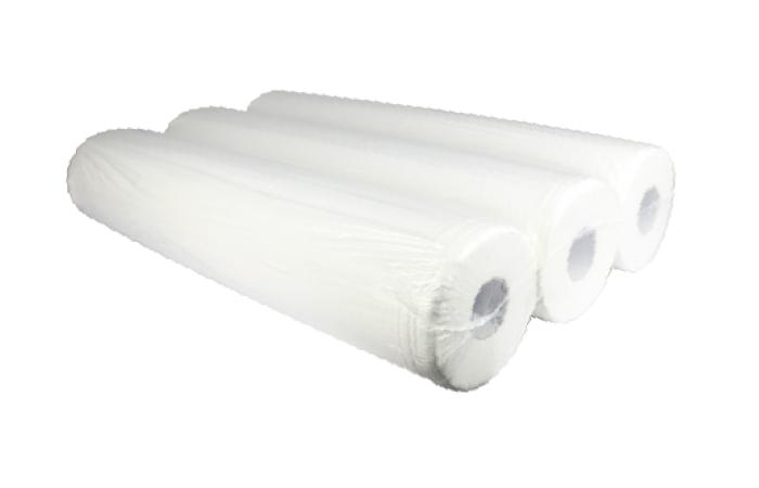 rollo de papel desechable para spa