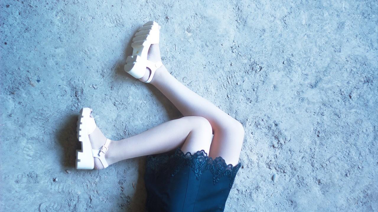 piernas depiladas sin picazón
