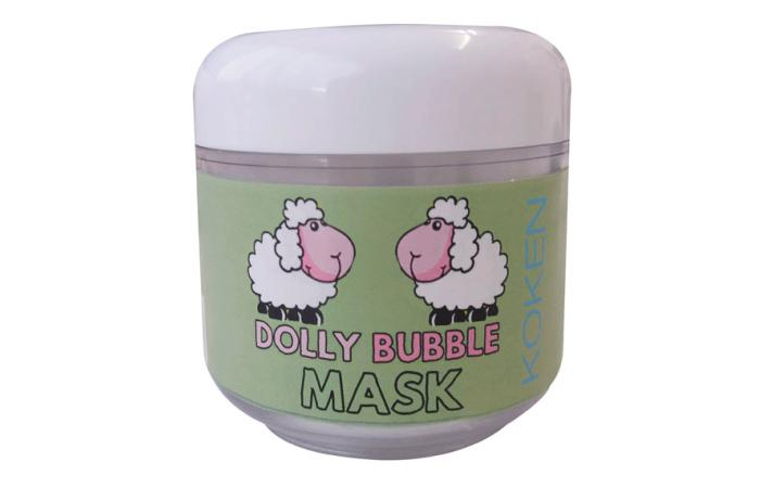 Dolly Bubble Mask 50 ml